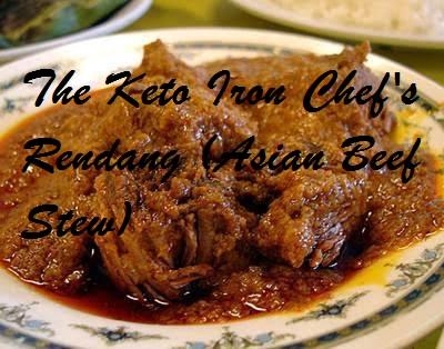 Rendang (Asian Beef Stew)