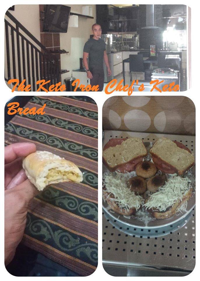 The Keto Iron Chef's Keto Bread