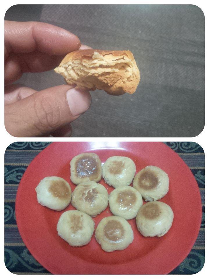 The Keto Iron Chef's Keto-Bakpia (Flaky Sweet Cheese Pie)